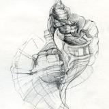 Seashell sketch