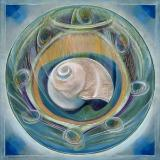 Ghost of the Laughing Moon Snail